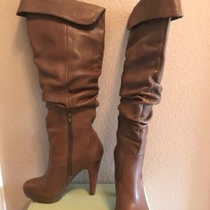 Knee High Leather Jessica Simpson Boots